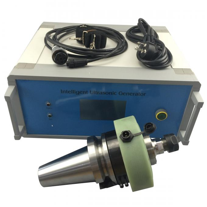 20 Khz Ultrasonic Assisted Grinding Machining For Engineering Ceramics