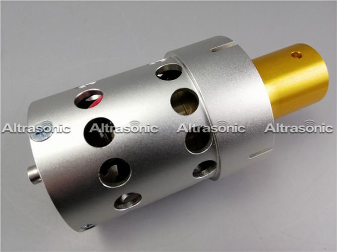 20kHz Ultrasonic Replacement Transducer Dukane 41C30 for plastic ultrasonic welding machine