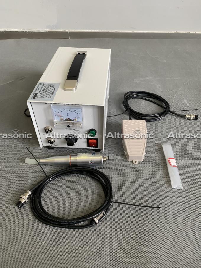 40 Khz Ultrasonic Cutting Machine Replaceable With High Cutting Precision