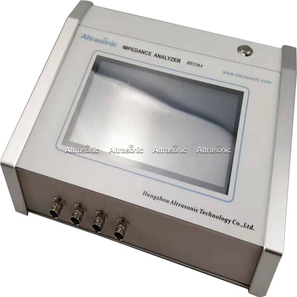 Ultrasonic Impedance Analyzer Measuring Instrument For Welding Transducer