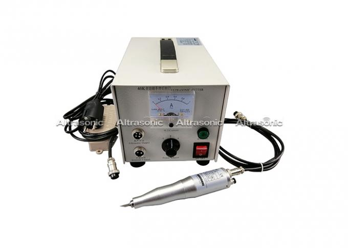 Easy Use High Performance Ultrasonic Cutting Machine For Cutting Golf Ball Easily