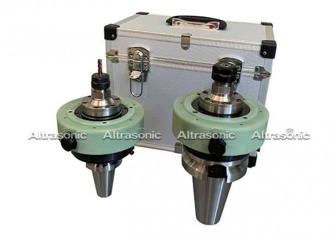 Electric Ultrasonic Assisted Machining / Ultrasonic Drilling Machine For Fragile Rigid Materials