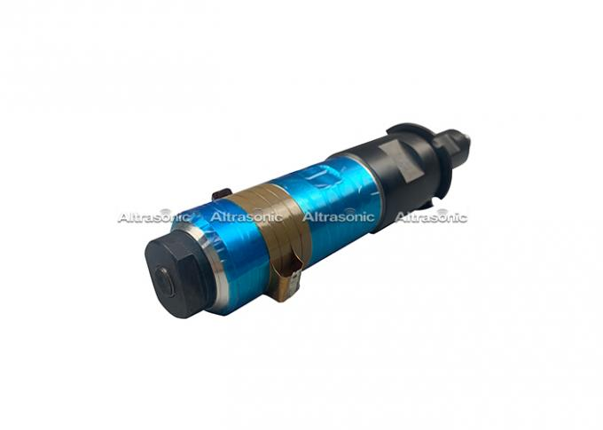 20Khz 1500w Plastic Welding Ultrasonic Welding Transducer With Booster