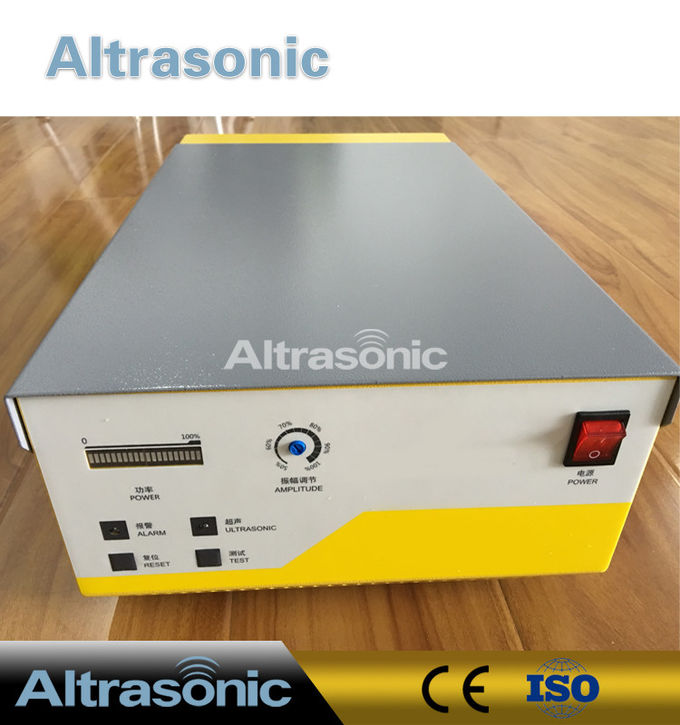 Digital Circuit 200CPM Ultrasonic Power Supply Generator Automatic Search Frequency Tracking