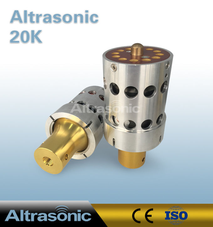 Dukane Heavy Duty Ultrasonic Converters