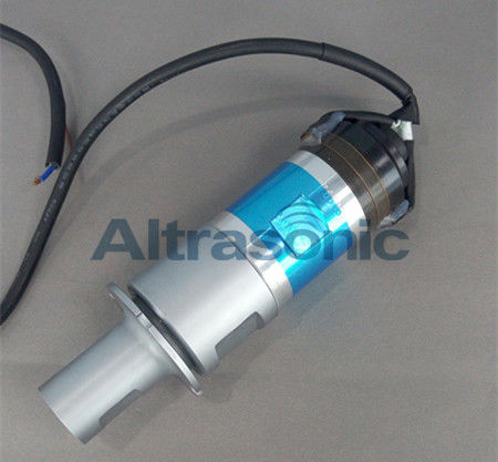 High Power Electrical 20khz Ultrasonic Welding Transducer With Booster