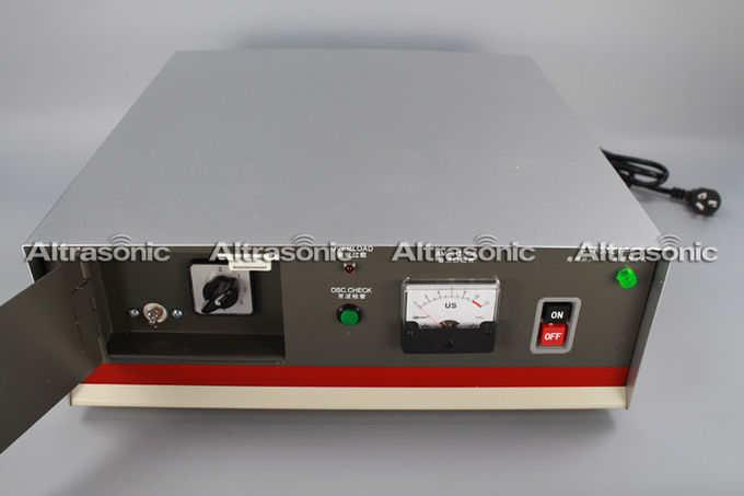 2000W Ultrasonic High Power Supply Generator for Non-woven Mask Making Machine