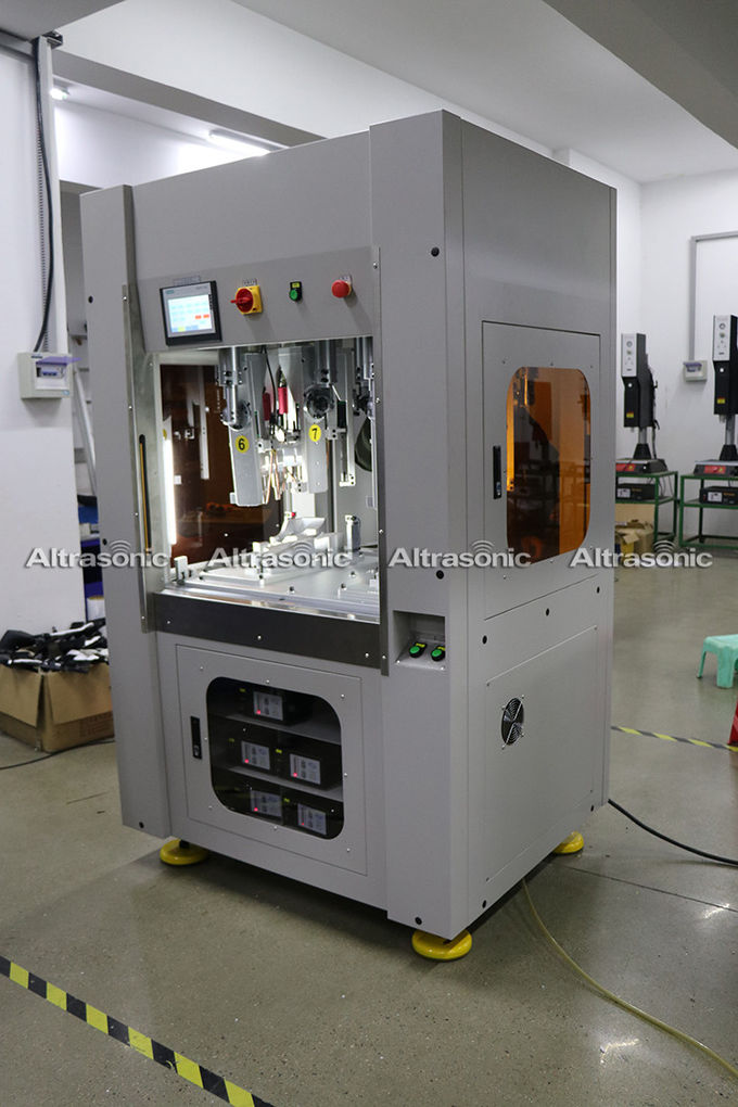 35Khz Ultrasonic Spot Welding Machine with Digital Generator for Automotive Sound Deadening Cotton