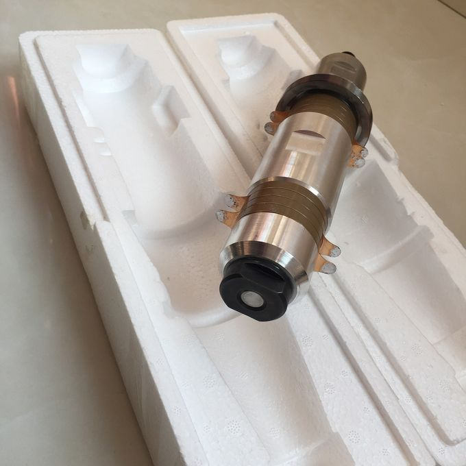High Power 6000w Ultrasonic Welding Transducer with 8pcs Ceramics ​