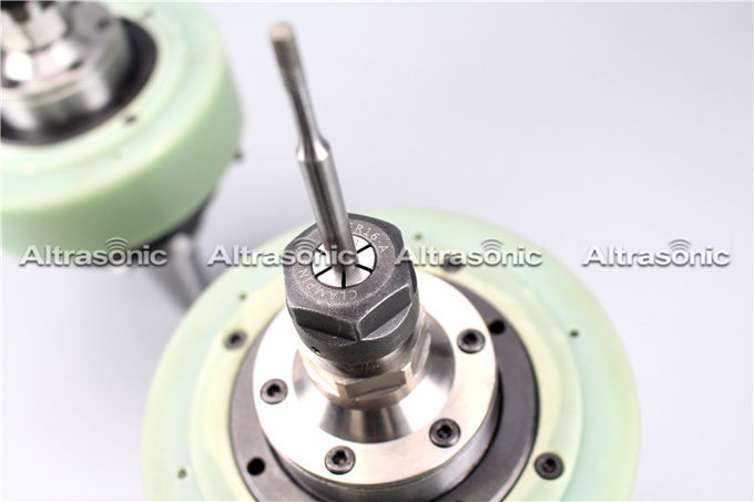 Ceramic Matrix Ultrasonic Assisted Machining Step / Continuous