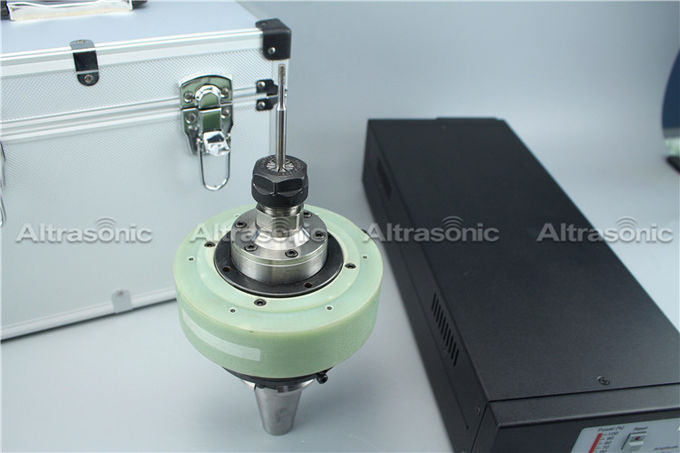 20Khz Non - Contact Power Transfer Ultrasonic Assisted Machining Ultrasonic Side Milling Machine