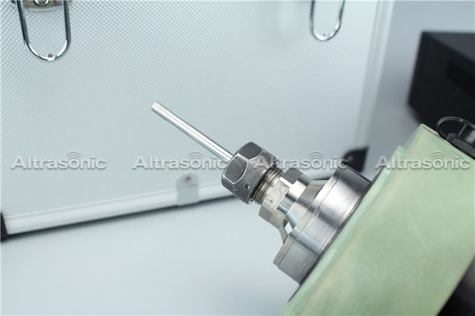 Ultrasonic Assisted Machining Ultrasonic Particle Milling With Electric Coupling Transmission