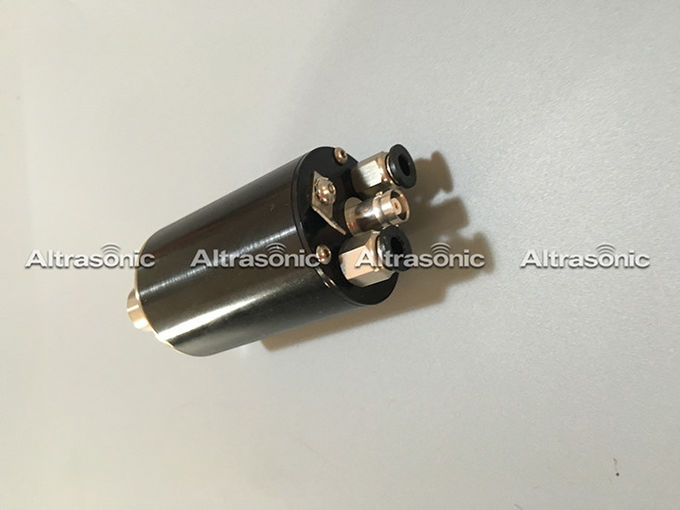 36Khz 500W Ultrasonic Transducer Replacement Telsonic Converter for Label Cutting Machine