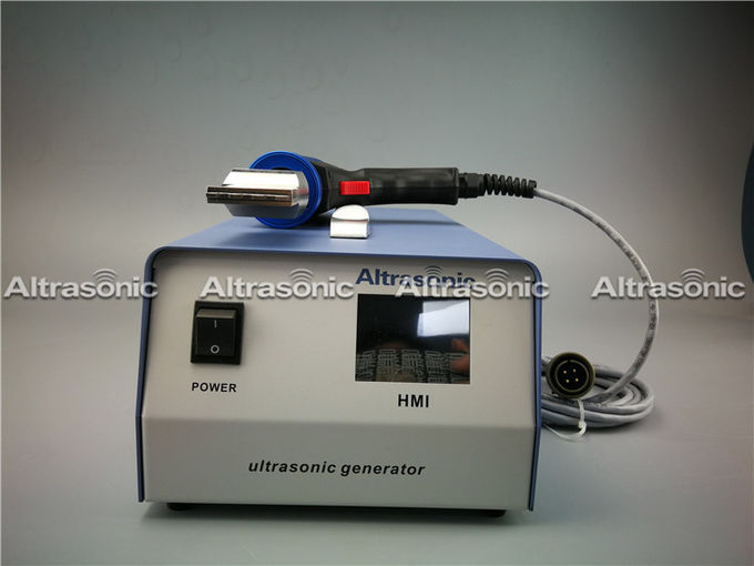 Ultrasonic Puncture 30Khz Welder for Automobile Rear Wing Board
