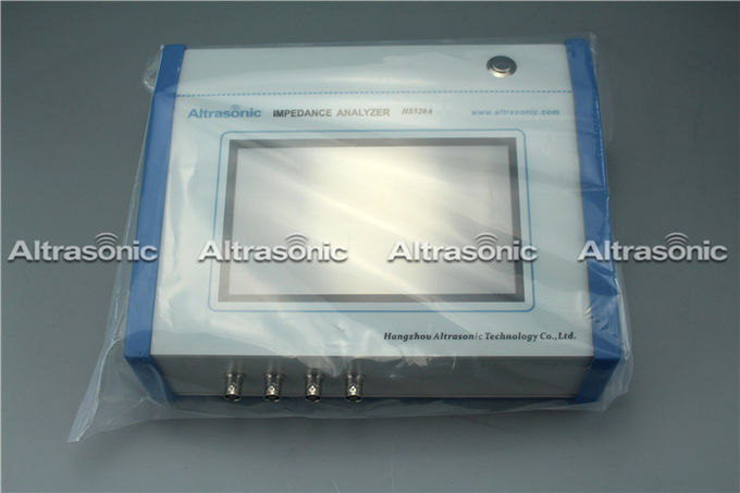 Altrasonic Portable Impedance Analyzer Used In Piezoelectric And Ultrasound