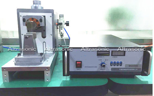 Low Noise 20khz Ultrasonic Metal Welding Machine For Battery Wire Conductor